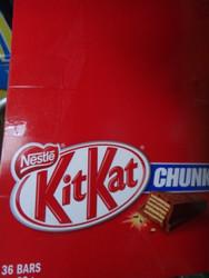 Kit Kat Chunky Bar 36 x 50g - 2 | Fairdinks