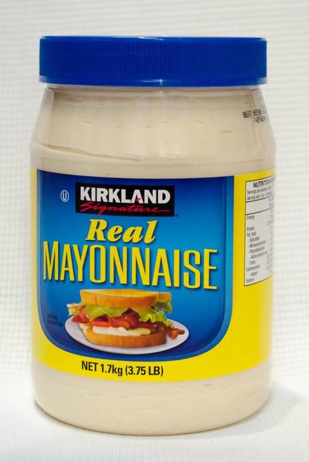 Kirkland Signature Mayonnaise 1.7KG | Fairdinks