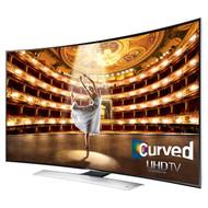 "Samsung HU9000 Wifi 65"" LED Curved 3D 100Hz 400K Ultra HD TV - 1 | Fairdinks"