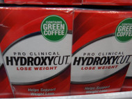 Hydroxycut Pro Clinical - Fat Burner 2 x 60 Count | Fairdinks