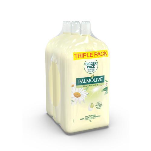 Palmolive Handwash Refill Lime 3 x 1L | Fairdinks
