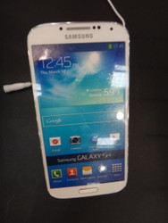 Samsung Galaxy S4 unlocked 4G Android Smart Phone Includes S-view cover - 1 | Fairdinks