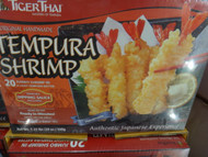 Tiger Thai Tempura Shrimp 20PK 560G | Fairdinks