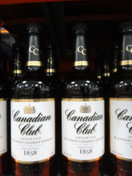 Canadian Club Canadian Whisky 1L | Fairdinks