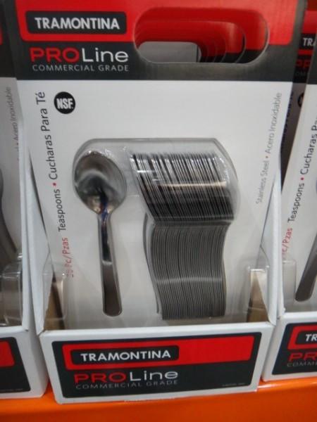 Tramontina Pro Line Windsor Teaspoons 36 Pack | Fairdinks