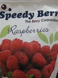 Speedy Berry Raspberries 1 5kg Fairdinks