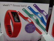 Garmin Vivofit Red Fitness Band With 3 Pack Small Wrist Bands - 1 | Fairdinks