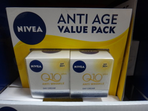 Nivea Q10 Day Cream 2 x 50ML | Fairdinks