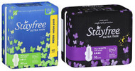 Stayfree Ultrathin Pads Day & Night 60 Count | Fairdinks