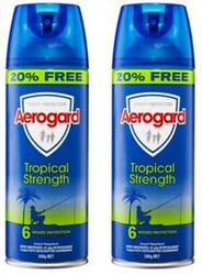 Aerogard Topical Strength 2 x 300G | Fairdinks