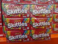 Skittles Fruits Box 18 x 45G | Fairdinks