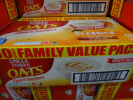 Uncle Toby Variety Oats Value Pack 60 Pack, 5x420G - 1 | Fairdinks