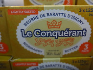 Leconquerant Butter 3 x 125G - 1 | Fairdinks