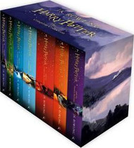 Harry Potter - The Complete Collection by J.K. Rowling | Fairdinks