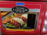 Seamazz North Atlantic Lobster Tails 454G | Fairdinks