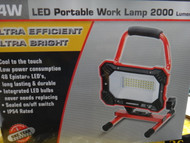 Powerbuilt 24W LED Portable Work Light - 1 | Fairdinks
