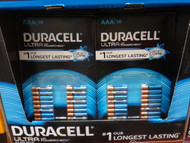 Duracell Ultra Batteries AAA 16 Pack | Fairdinks