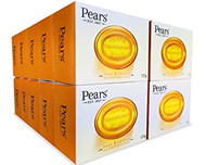 Pears Amber Transparent Soap 20 x 125G | Fairdinks