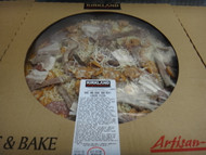 "Take and Bake BBQ Meat 14"" Pizza 1.1KG 