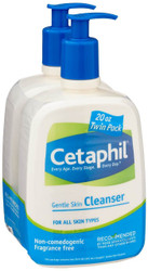 Cetaphil Gentle Skin Cleanser 2 x 591ML | Fairdinks