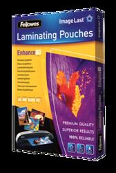 Fellowes A4 Laminating Pouches 80 Micron 100PK | Fairdinks