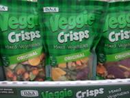 DJ&A Veggie Crisps 250G | Fairdinks