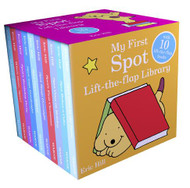 My First Spot Lift the Flap Library | Fairdinks