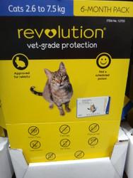 Revolution 2.6-7.5 KG Cat 6 Tubes   Fairdinks