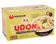 Nong Shim Udon Noodle Bowl 6 x 276G | Fairdinks