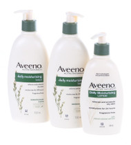 Aveeno Daily Moisturising Lotion 2 x 532ml x 1 + 354ML | Fairdinks