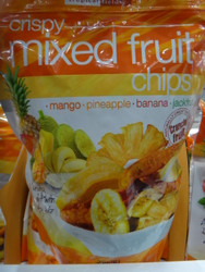 Tropical Fields Mixed Fruit Chips 200G | Fairdinks