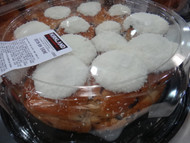 Boston Bun Teacake 1050 grams - 1 | Fairdinks