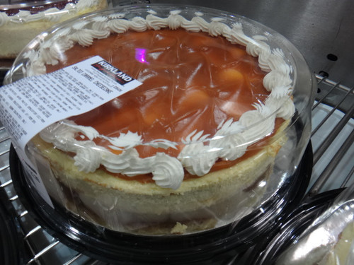 Salted Caramel Cheesecake 2 25kg Fairdinks