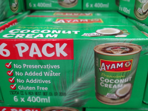 Ayam Coconut Cream 6 x 400ML | Fairdinks