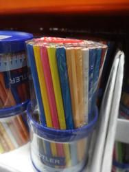 Staedtler Noris Colour Pencils 108 Pencils 12 Colours | Fairdinks