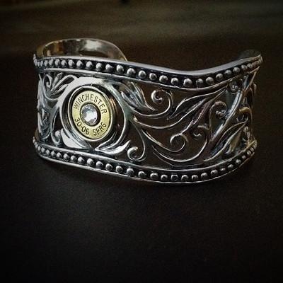 Filigree Bullet Bracelet
