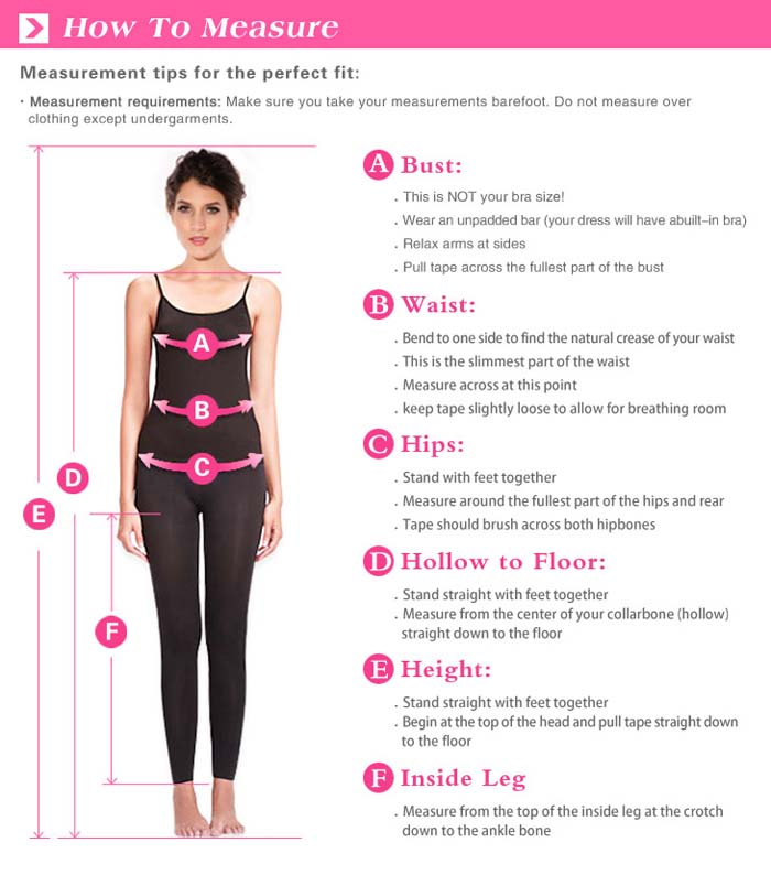 Measurement tips for the perfect fit