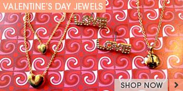 Valentine's Day Jewels