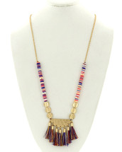 Beach Barbeque Necklace