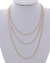 Everyday Layered Necklace