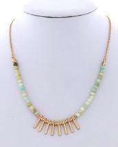 Danielle Semi Precious Necklace
