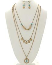 Beautiful Layers Necklace