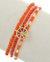 Nautical Bracelet Set