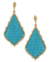 Caprice Earring - Blue