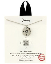 Journey Necklace: Gold Or Silver