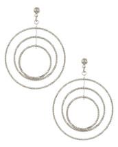 Circle Circle Circle Earrings