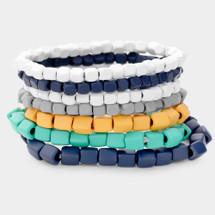 Late Summer Bracelet Set/Stack