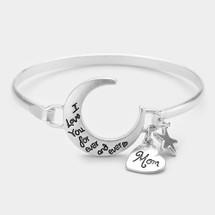 Love You Forever, Mom! Bracelet/Bangle