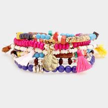 It's All Good Bracelet Set/Stack