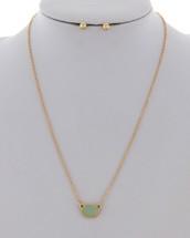 Little Mint Delicate Necklace